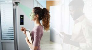sistema de reconhecimento facial 3D para condomínios