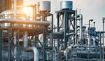 INDÚSTRIASA Marshals com a melhor solução para o setor de indústrias.